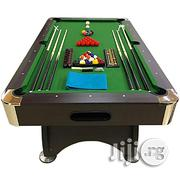 American Fitness 8ft Snooker Table Standard With Complete Accessories | Sports Equipment for sale in Lagos State, Magodo