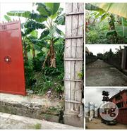 1plot Of Fenced & Gated Land For Sale | Land & Plots for Rent for sale in Rivers State, Port-Harcourt