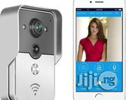 Android And Ios App Wifi Doorbell Camera Wireless Video Intercom Phone Control Ip Door Phone Electronic Lock | Security & Surveillance for sale in Lagos State, Ikeja