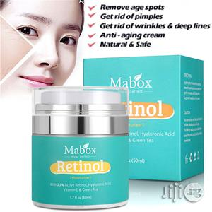 Retinol Moisturizer Face Cream Whitening Anti-aging Serum Anti-wrinkle