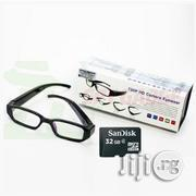 Spy Camera Glasses 32GB Memory Card | Security & Surveillance for sale in Lagos State, Ikeja