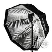 """Godox120cm 47"""" Octagon Umbrella Softbox With Honeycomb And Grid For Speedlight And Studio Light   Accessories & Supplies for Electronics for sale in Lagos State, Ikeja"""
