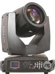 230w 7R Beam Light DMX512 Moving Head Light 17gobos+14 Colors With White 16CH Stage Light DJ /Bar /Pa   Stage Lighting & Effects for sale in Lagos State, Ikeja