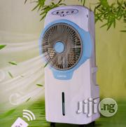 Lontor Air Cooling Water Mist Rechargeable Fan   Home Appliances for sale in Lagos State, Ikotun/Igando