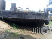 1000 Tonnes Dump & Ramp Barge For Sale | Watercraft & Boats for sale in Rivers State, Port-Harcourt