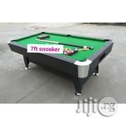 7ft by 3.5ft Snooker Table With Accessories   Sports Equipment for sale in Lagos State, Kosofe