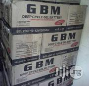 200AH GBM Inverter / Solar Battery | Solar Energy for sale in Enugu State, Enugu