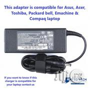 Original Charger For Asus, Acer, Toshiba & Packard Bell Laptop, 65watts, 19voltage, 3.42 Ampes | Computer Accessories  for sale in Lagos State, Alimosho