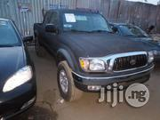 Toyota Tacoma V6 Double Cab 4WD 2004 Black | Cars for sale in Lagos State, Agege