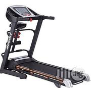 Generic Treadmill 2.5hp With Massage Sit-Up Dumbells | Sports Equipment for sale in Rivers State, Port-Harcourt