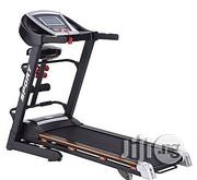 Treadmill 2.5hp With Massage Sit-Up Dumbells | Sports Equipment for sale in Edo State, Esan North East
