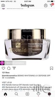 Bismid Spf 30 Uv Whitening Face Cream. | Skin Care for sale in Cross River State, Calabar