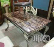 Quality Marble Dining Table by 6 | Furniture for sale in Lagos State, Lekki Phase 1