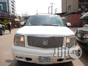 Cadillac Escarlade 2005 White   Cars for sale in Lagos State, Ikeja