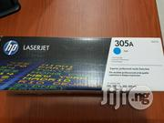 HP 305A Cyan Toner Cartridge   Computer Accessories  for sale in Lagos State, Ikeja