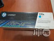 HP 131A Cyan Toner Cartridge   Computer Accessories  for sale in Lagos State, Ikeja