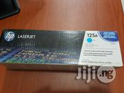 HP 125A Cyan Toner Cartridge   Computer Accessories  for sale in Lagos State, Ikeja