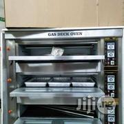 Quality Bread Oven 9tray 1/2bag | Industrial Ovens for sale in Lagos State, Ojo