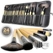 24pc/Set Makeup Brush 24 Logs/Powder | Makeup for sale in Abuja (FCT) State, Wuse