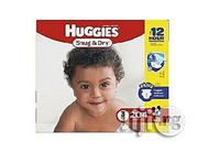 Huggies Snug and Dry Diapers Size 3 (204 Counts)   Baby & Child Care for sale in Lagos State, Victoria Island