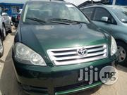 Toyota Avensis 2002 2.0 D Verso Green   Cars for sale in Lagos State, Apapa