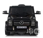 Licensed Mercedes Benz G65 AMG Kids 12v Ride On Car With Remote Control | Toys for sale in Lagos State, Ajah