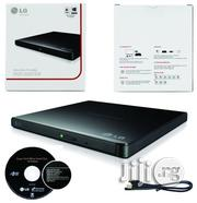 LG Ultra Slim Portable DVD Writer External | Computer Accessories  for sale in Lagos State, Ikeja