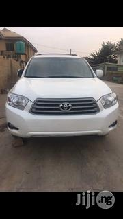 Toyota Highlander 2008 Limited 4x4 White | Cars for sale in Oyo State, Ibadan