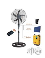 """Qasa 18"""" AC/DC Standing Fan 