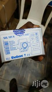 Theben 24hrs Timer 220vac. | Manufacturing Materials & Tools for sale in Lagos State, Ojo