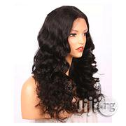 Quality Body Wave Hair Wig - 20 Inches Colour 2 | Hair Beauty for sale in Lagos State, Victoria Island