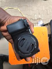 Sony A6300 4k Mirrorless Camera U.S Used | Photo & Video Cameras for sale in Lagos State, Lagos Mainland
