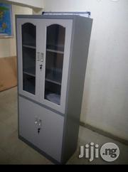 Office Book Shelf With Glass Drawers Selling Fast | Furniture for sale in Lagos State, Ibeju