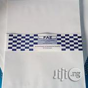 Ultra Brilliant White Big Pocket Envelopes 15X10 (FULSCAP) | Stationery for sale in Lagos State, Surulere