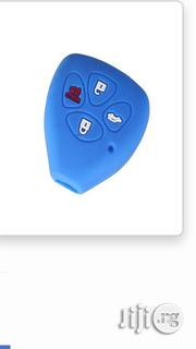 Toyota Silicone Cover 4 Button Blue | Vehicle Parts & Accessories for sale in Lagos State, Ojo