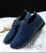 Moccasin Suede Blue Shoe | Shoes for sale in Lagos State, Yaba