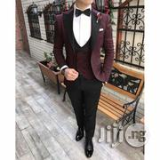 Tuxedo 3pcs Suit for Men | Clothing for sale in Lagos State, Lagos Mainland