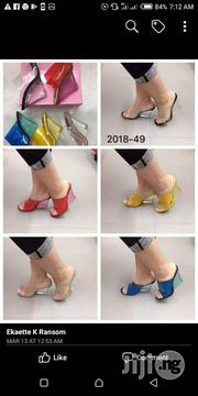 Heel Slippers For Ladies/Women Available In Different Sizes | Shoes for sale in Lagos State, Ojodu