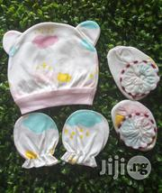 Baby Complete Cap N Sock N Hand Milton   Baby & Child Care for sale in Lagos State, Amuwo-Odofin