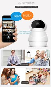 New 360eyes Wireless Snowman Robot Wifi IP Camera | Security & Surveillance for sale in Lagos State, Ikeja