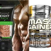 Biceps And Muscle Builder Combo Set. | Bath & Body for sale in Lagos State, Lagos Mainland