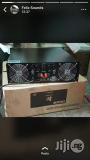 Rentage Of Sound (Speakers, Amp, Equalizer, Microphone And Projectors). | TV & DVD Equipment for sale in Abuja (FCT) State, Gwarinpa