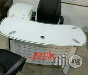 High Quality New Glass Executive Office Table | Furniture for sale in Lagos State, Lagos Mainland