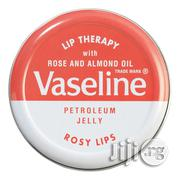 Pink Lips Vaseline Rosy Lips - 20 G - Lip Balm | Skin Care for sale in Lagos State, Surulere