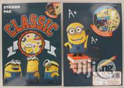Despicable Me Classic Sticker Pad | Books & Games for sale in Lagos State, Surulere