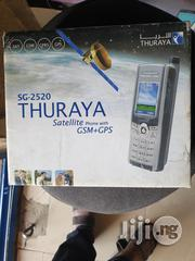 Brand New Thuraya Sg-2520 Silver 16 Gb | Mobile Phones for sale in Lagos State, Ikeja