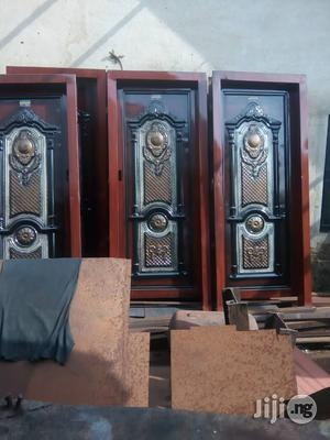 Quality Iron Doors Available