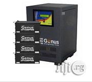 Genus Rugged 5kva Inverter With 4 Genus 200ah Batteries | Solar Energy for sale in Lagos State, Gbagada