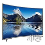 Hisense Smart Curved LED Uhd TV - 4K 55 Inch | TV & DVD Equipment for sale in Lagos State, Lagos Island