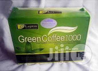 Leptin Green Coffee Tea for Weight Loss and Fat Burning 5g X18bags